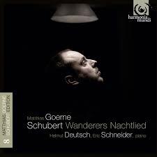 Matthias Goerne, Wanderers Nachtlied