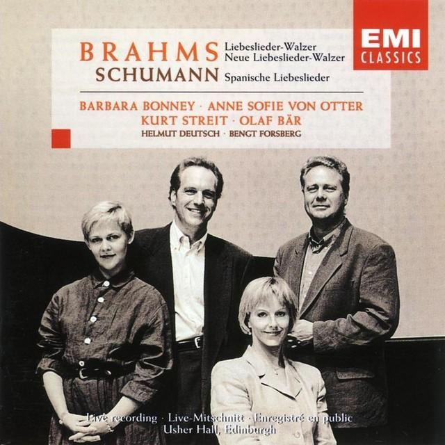 Brahms, Schumann