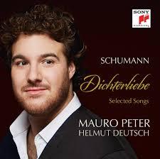 Mauro Peter, Dichterliebe