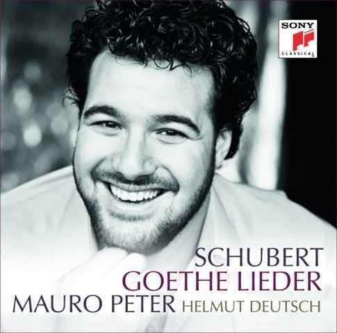 Mauro Peter, Goethe Lieder