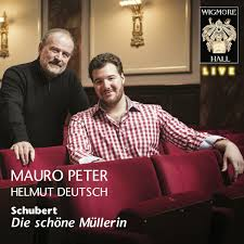 Mauro Peter, Schubert